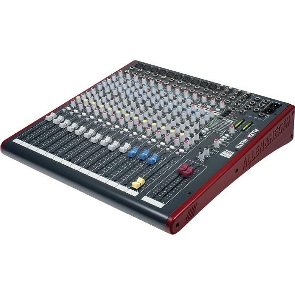 undefined Mixeur Allen & Heath ZED-16FX concert/studio 16 canaux avec USB et effets
