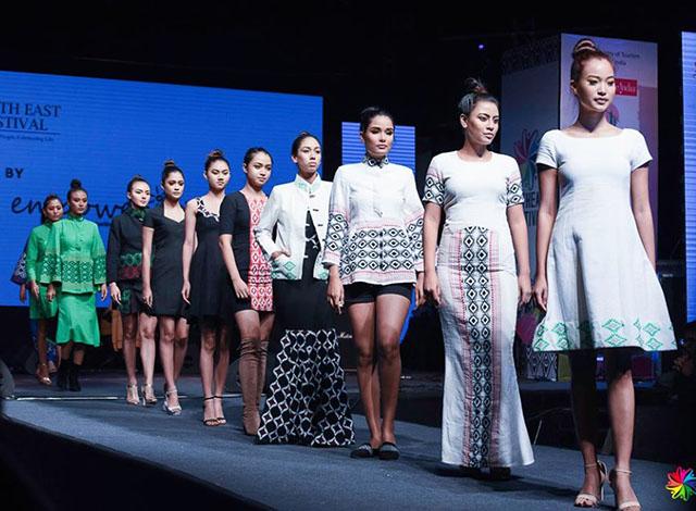 NEF 2019 Fashion Show