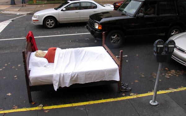 Car to Sleep