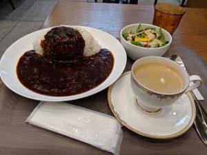 [池袋のグルメを満喫しよう] MARUZEN cafeで「早矢仕ライス」を食べてきました