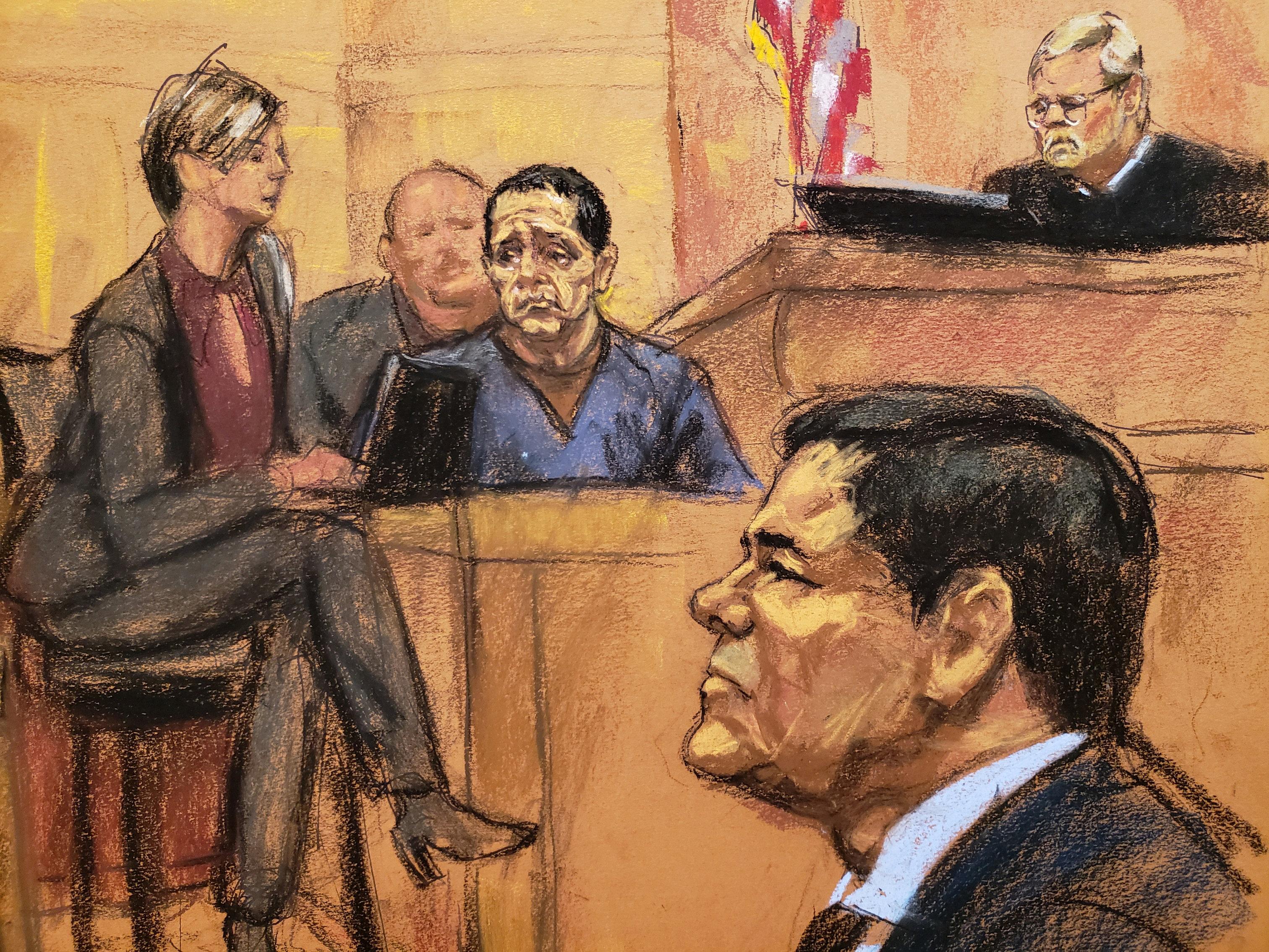 'Chapo' contaba con 'armamento aéreo'