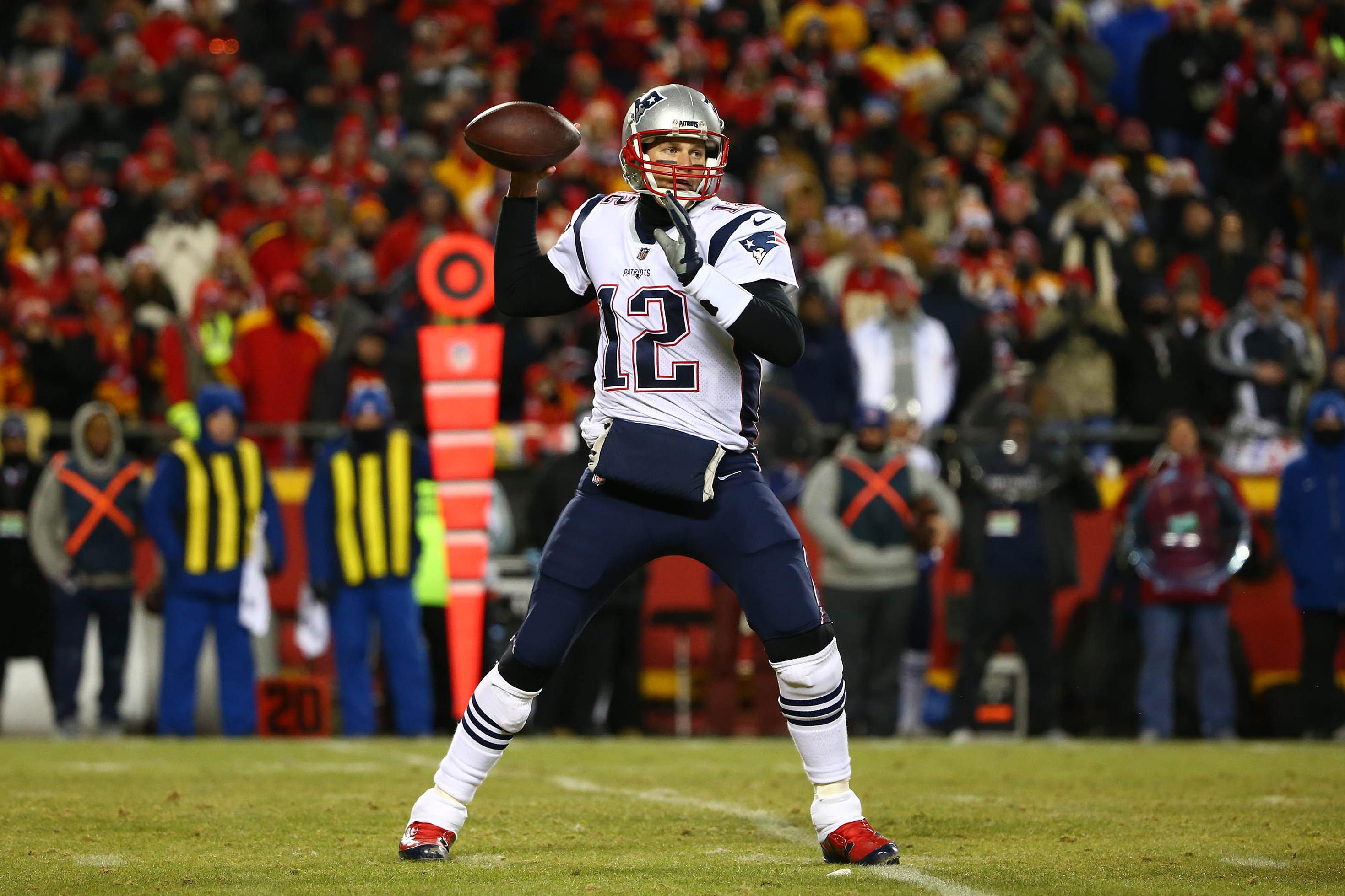 NFL investigará uso de un láser contra Tom Brady en Kansas