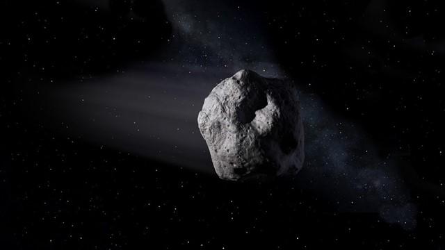 Encuentran roca espacial de más de un kilómetro al borde del Sistema Solar