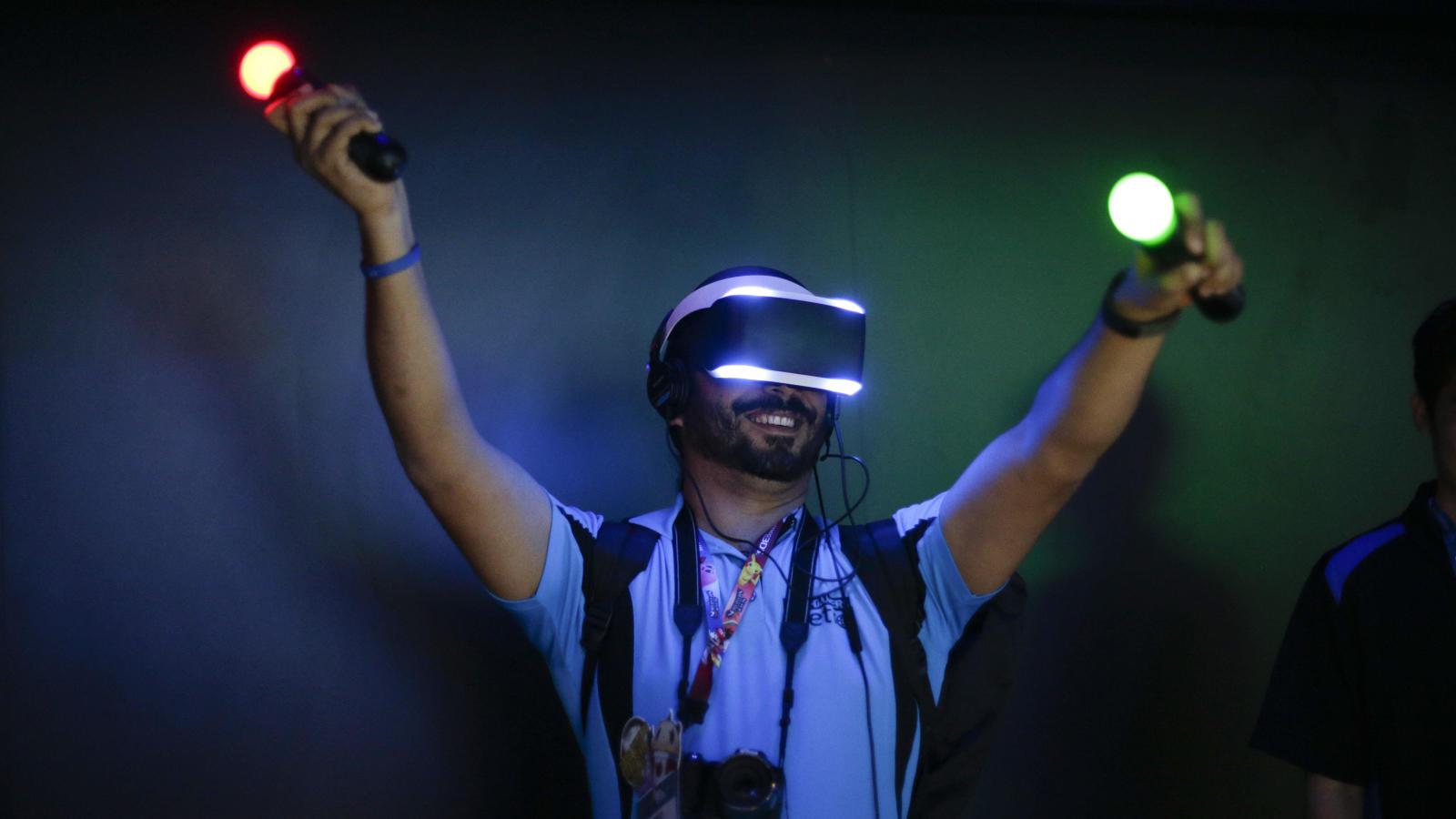 Astronautas usarán realidad virtual para simular misiones espaciales
