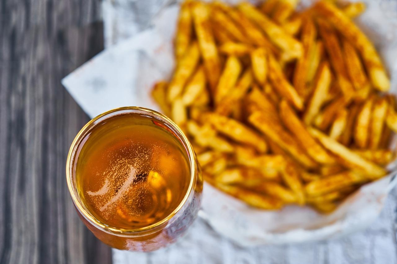 Los riesgos del consumo excesivo de alimentos y bebidas