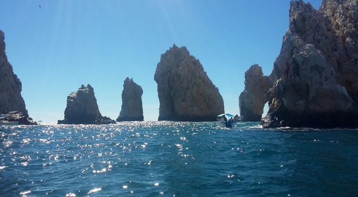 'Arco' de Cabo San Lucas condenado a caer