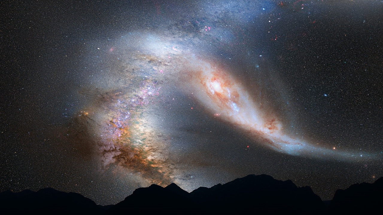 Encuentran alrededor de estrella joven moléculas orgánicas