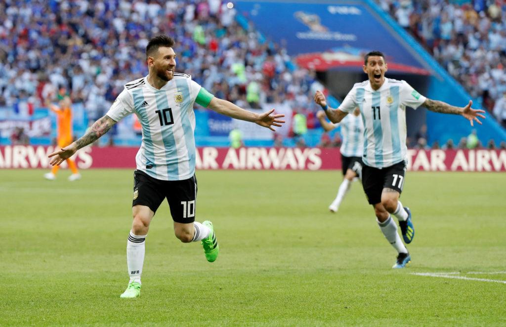 Messi regresa a la selección argentina