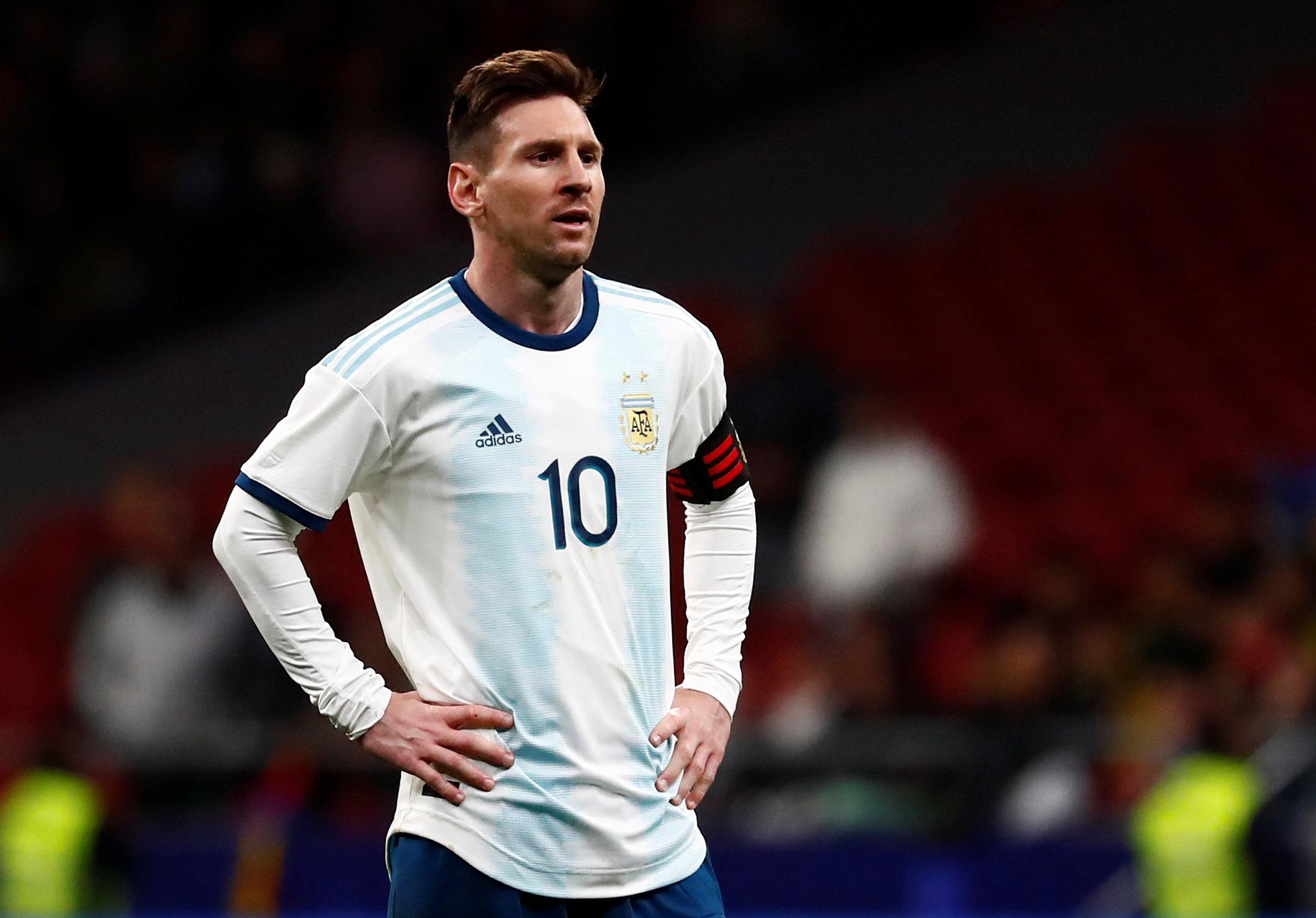 Lionel Messi estará en la Copa América