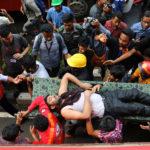 Incendio de edificio en Bangladés deja saldo de 25 muertos (VIDEO)