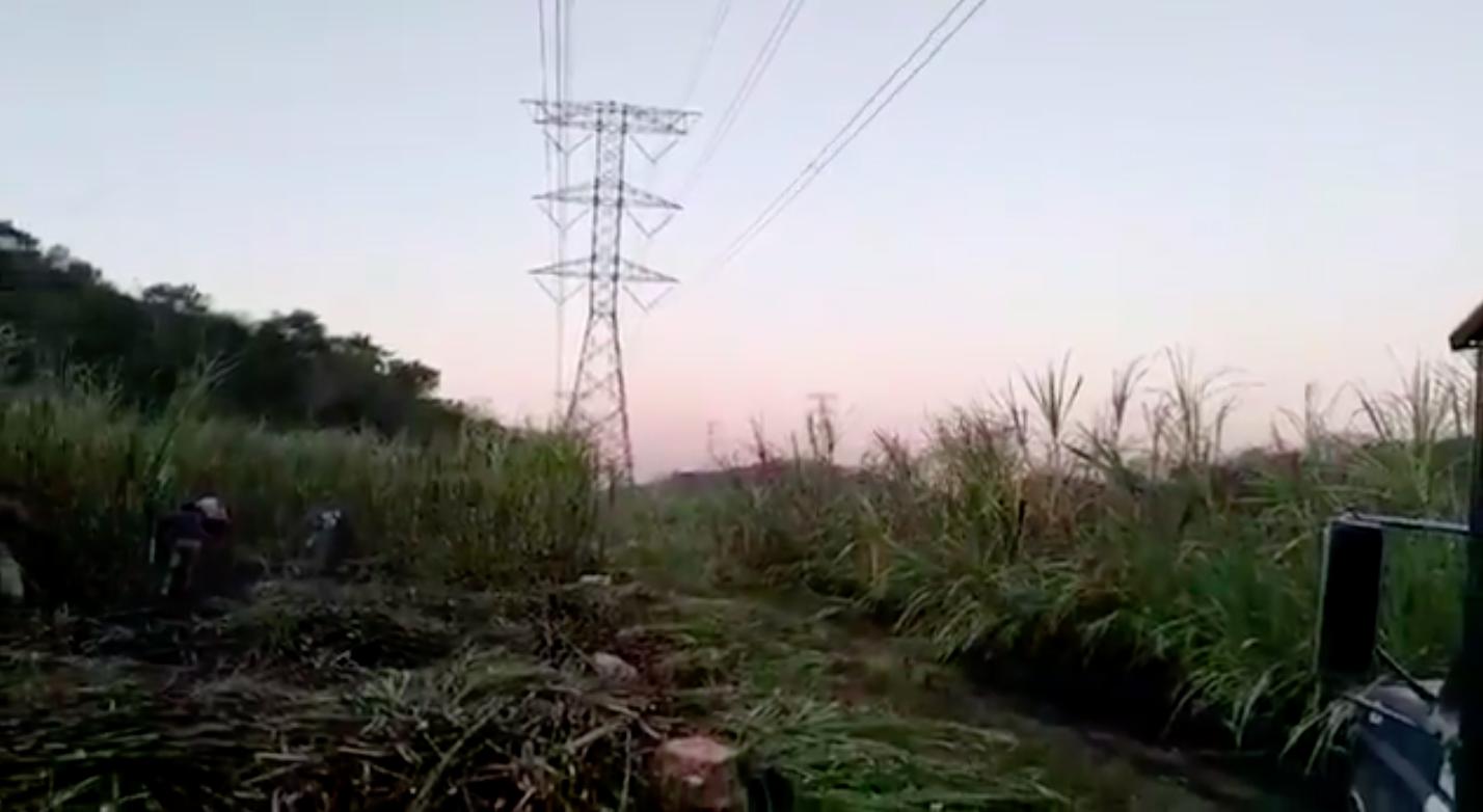 Incendio Por Quema De Caña Y No Falla Técnica Causa De