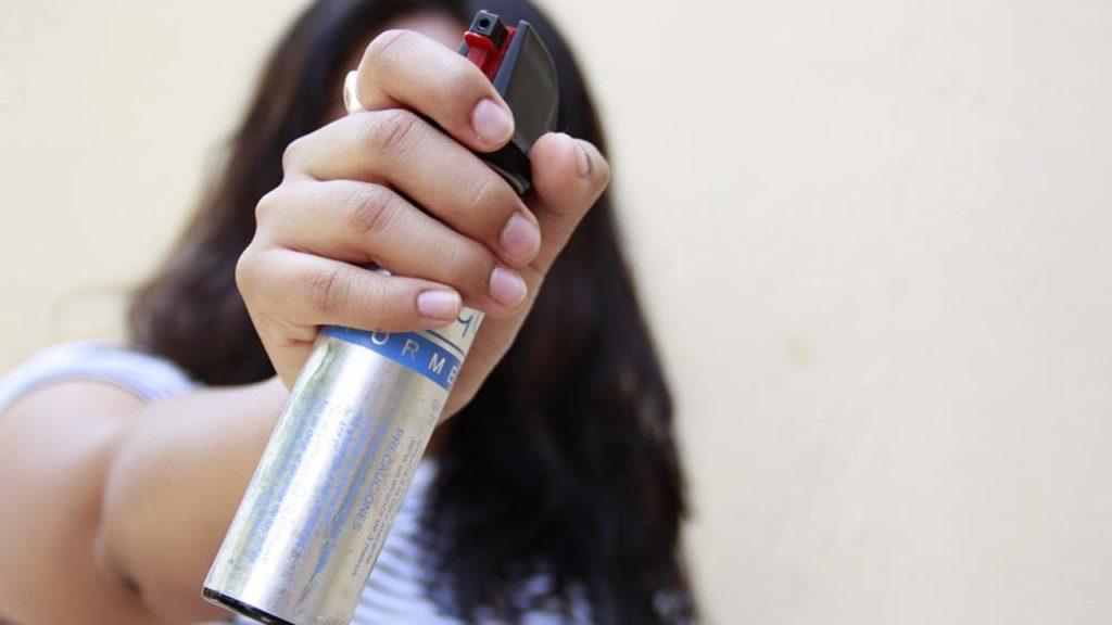 Morena busca regular uso de gas pimienta para que mujeres se defiendan