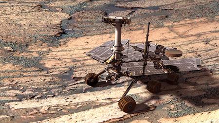 NASA revela la última fotografía panorámica de Marte tomada por Opportunity