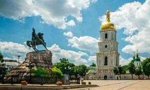 Learning Russian in Kiev