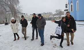 Learning Russian in Batumi