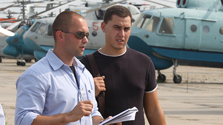 Learning Russian in Odessa