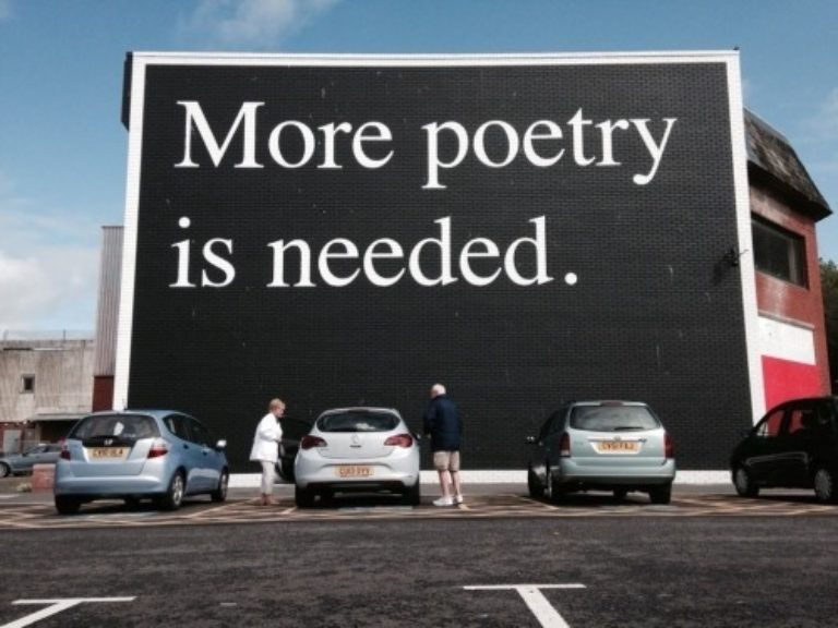 Find out more: POETRY NOW!