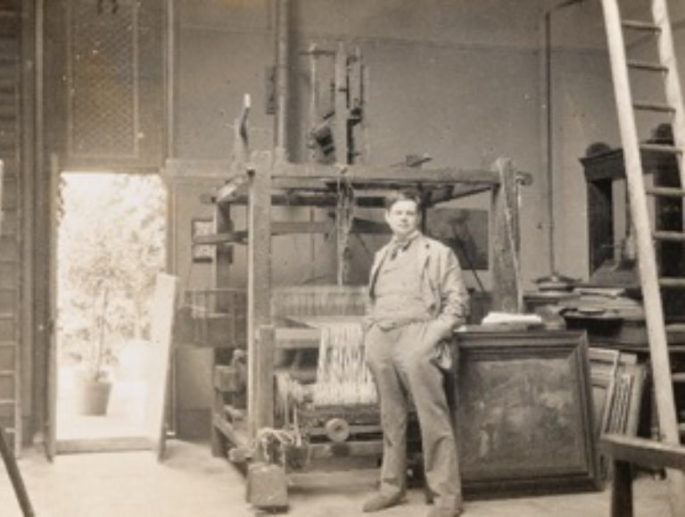 Find out more: Brangwyn the Printmaker