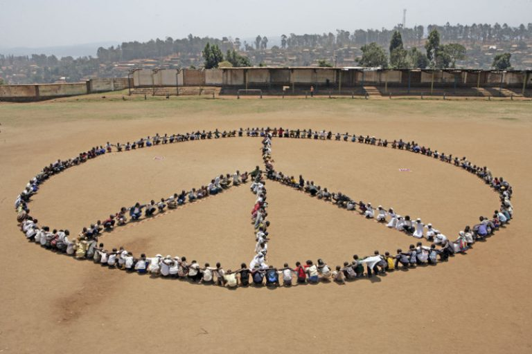Find out more: UN World Peace Day: What in the World do you care about?