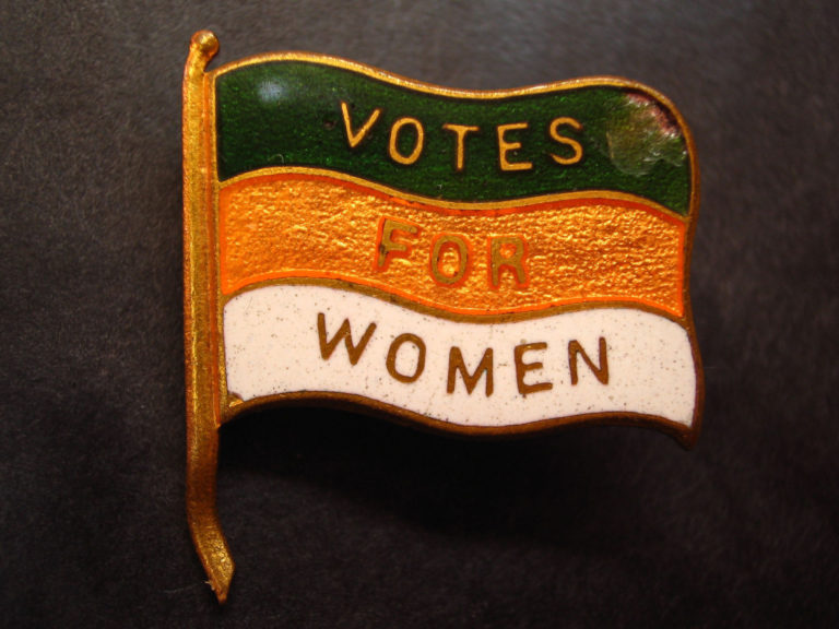 Find out more: Votes for Women!