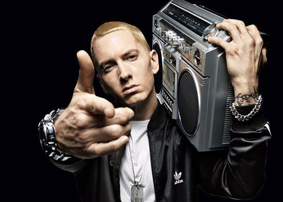 Eminem Makes History With 'Revival', His Eighth Consecutive Number 1