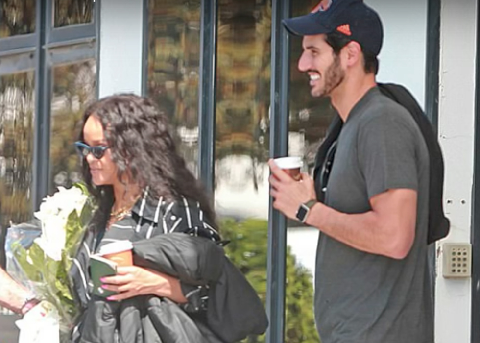 who is rihanna dating september 2017