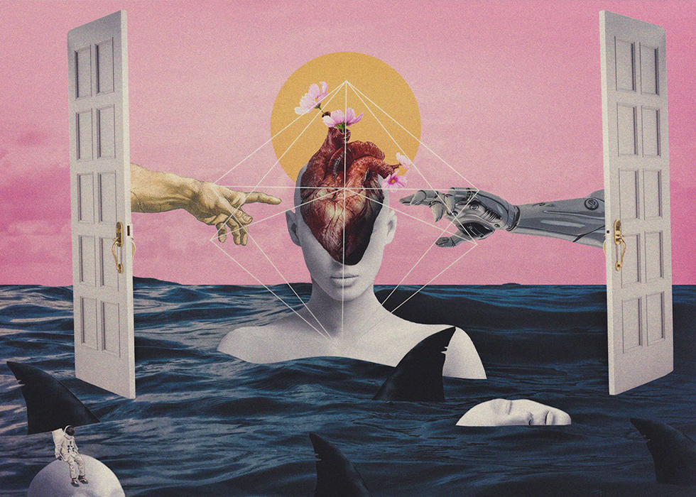 4 Egyptian Collage Artists Who Are Redefining Visual ...