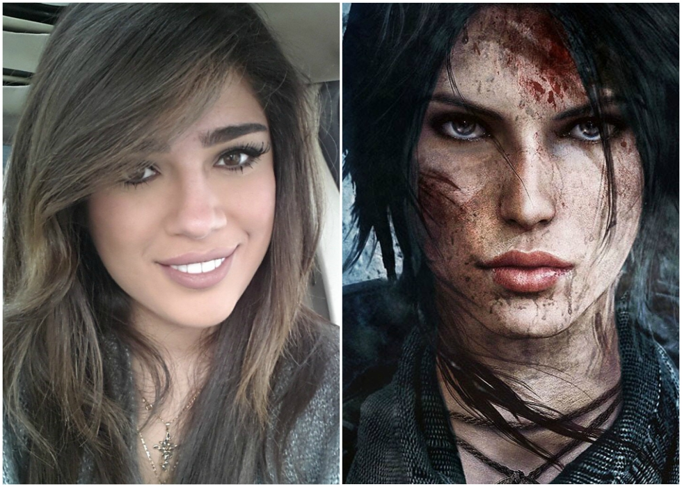 Former Miss Lebanon To Voice Lara Croft In The Arabic Version Of