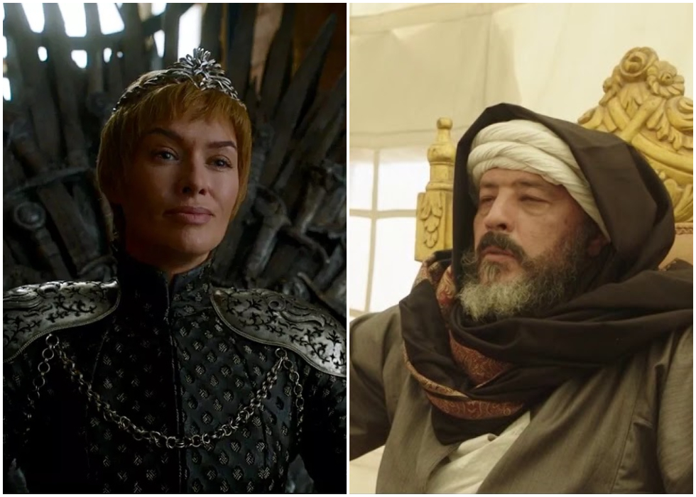Here S How Egyptian Series Tayee Took A Page Out Game Of Thrones Nilefm Egypt S 1 For Hit Music