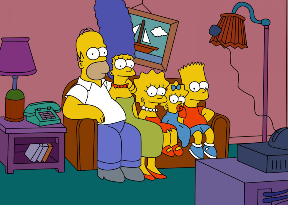 PHOTOS: Check Out The Simpsons\' Iconic Living Room ...