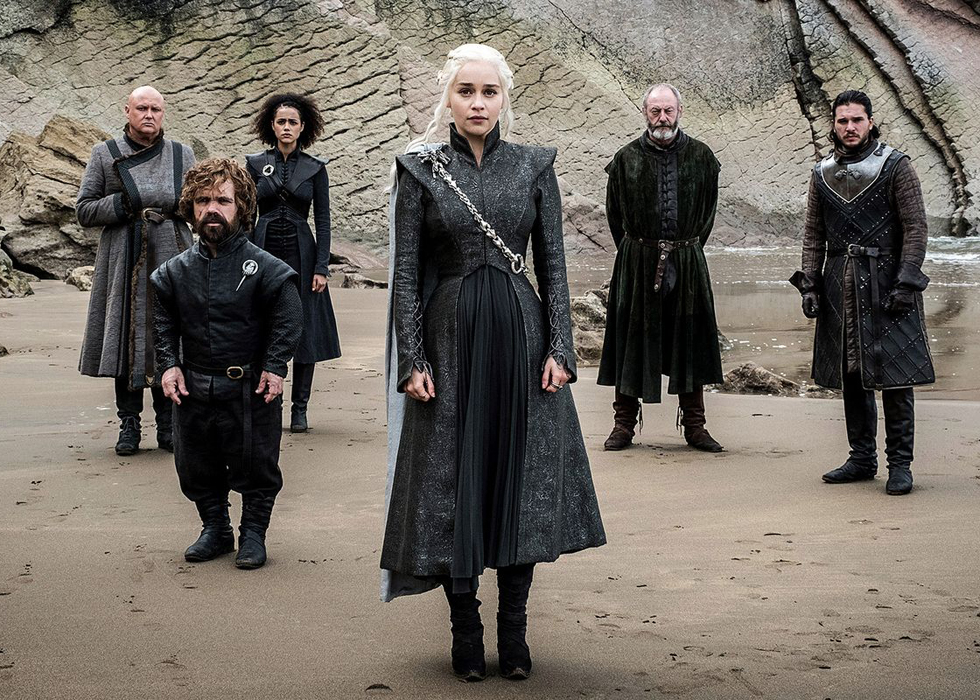Hbo Releases Teaser Pictures From Game Of Thrones Season 8 Nilefm Egypt S 1 For Hit Music