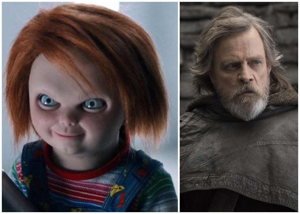 Star Wars' Legend Mark Hamill To Voice 'Chucky' In Upcoming Horror