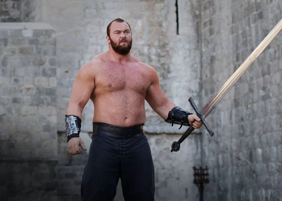 Photos Game Of Thrones The Mountain Visits Egypt Nilefm Egypt S 1 For Hit Music