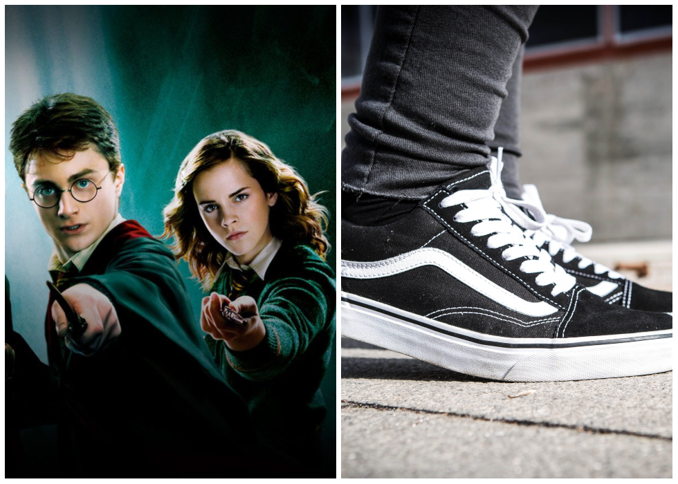 VANS Collaborates With Harry Potter For New Shoe Line
