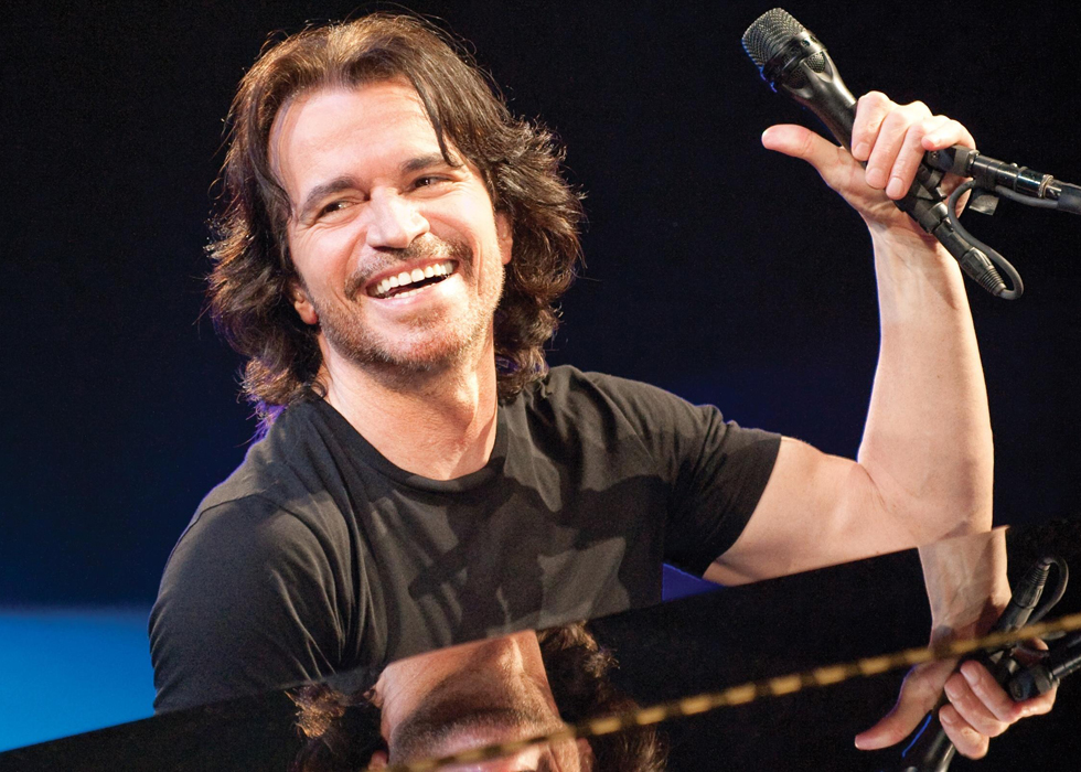 Yanni Is Coming To Egypt For 2nd Time In July | NileFM