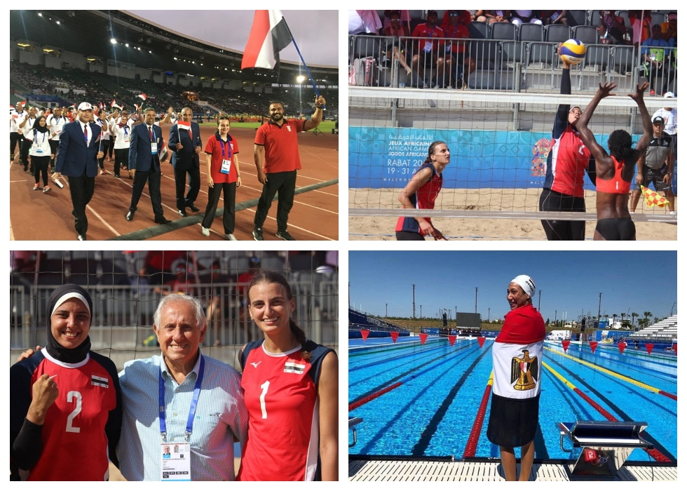 29 Medals Already! Egyptian Athletes Are Really Making Us