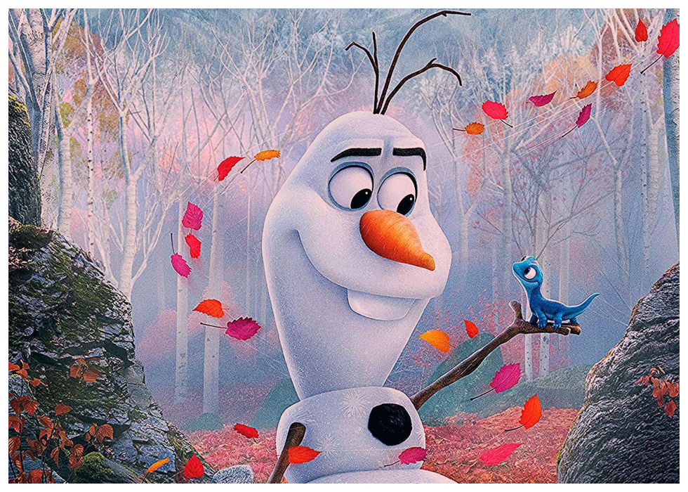 """Disney Releases New Short Film Series """"At Home With Olaf"""" Starring The Snowman From """"Frozen"""""""