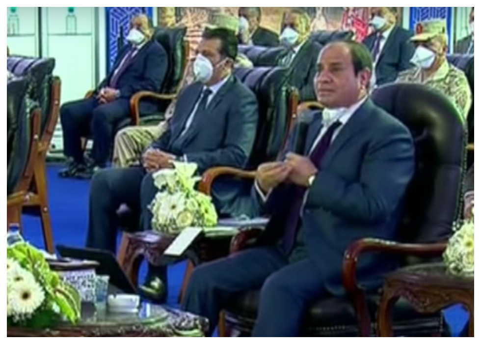 """El-Sisi Prefers Not To Instate A Total Lockdown, Asserts That COVID-19 Situation Is """"Under Control"""""""