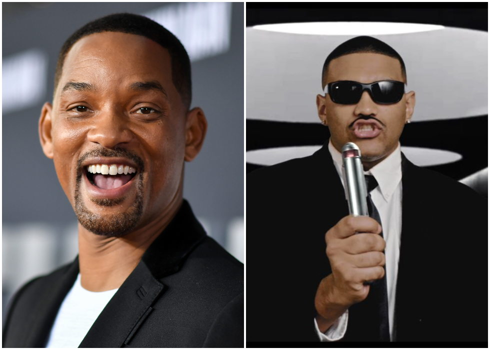 """Will Smith Reveals He Watched """"Will"""" Tribute Music Video Inspired By His Career Over 9 Times"""