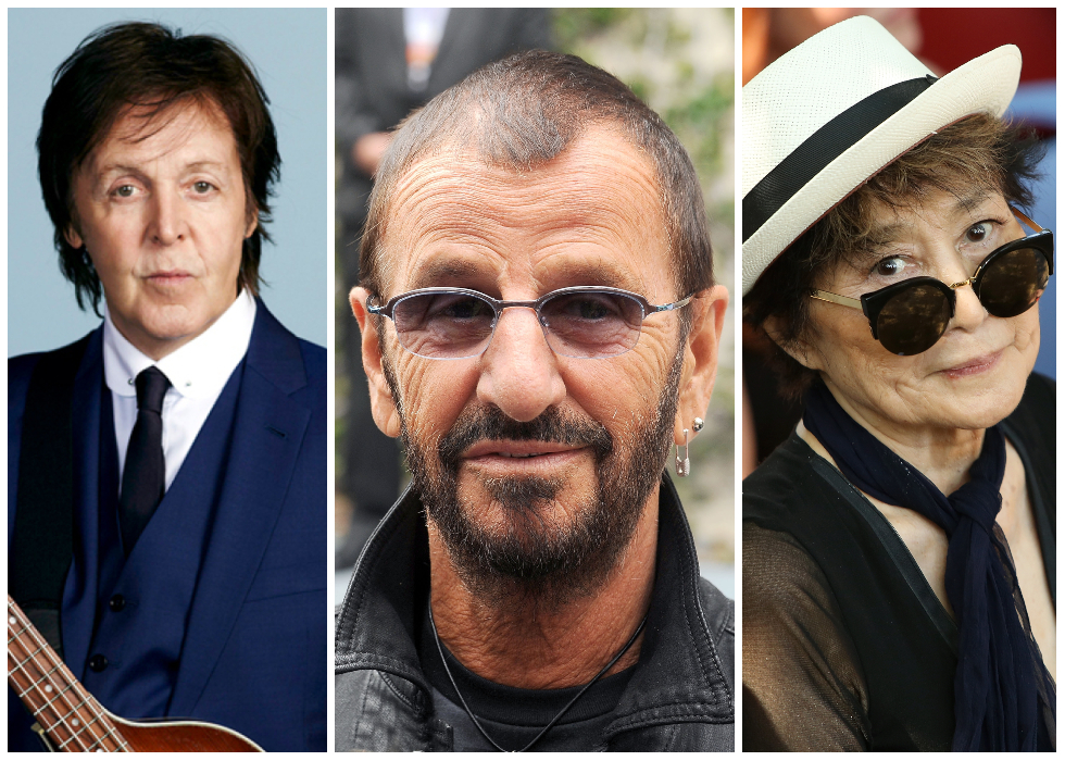 Sir Ringo Starr Celebrates 80th Birthday With Well Wishes From Paul Mccartney Yoko Ono Outer Space Nilefm Egypt S 1 For Hit Music