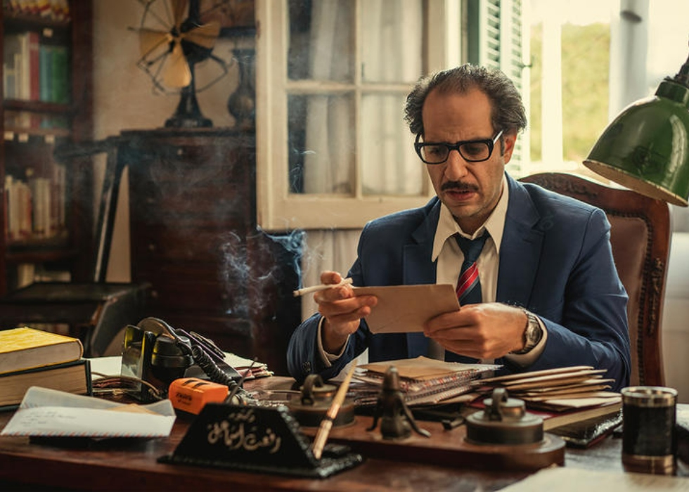 """Netflix's Upcoming Egyptian-Made """"Paranormal"""" TV Series Gets Its Stylishly Ominous First Teaser Trailer & Release Date 