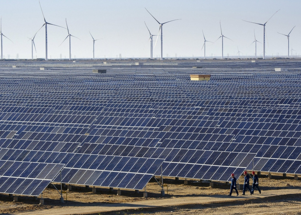 Egypt To Exclusively Invest In Green Projects By 2023