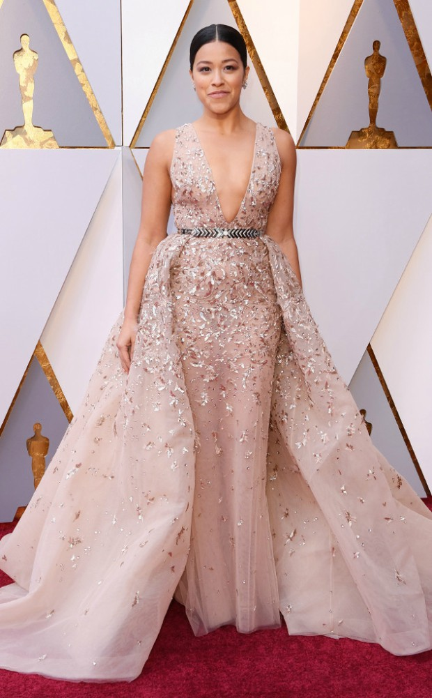 Oscars 2018: The Best Dressed Stars Wore Gowns By Arab Designers ...