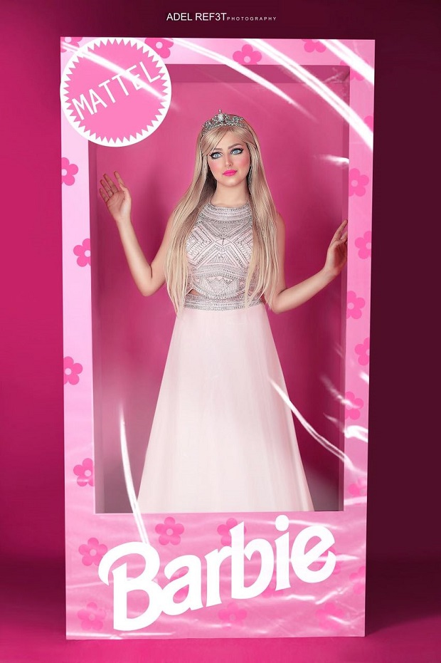 This egyptian woman is trying to be a human barbie nilefm my appearance to cartoon characters she continued my friends always call me barbie so i decided to change my look to appear exactly like the doll sciox Images