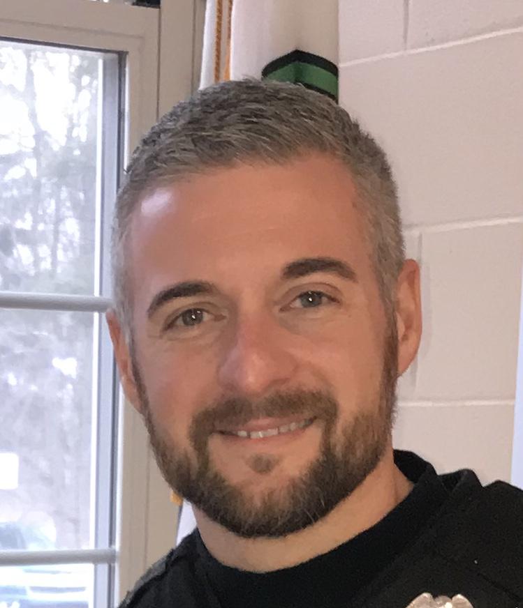 Sean Whalen No Shave November 2019