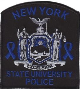NYS University Police Binghamton No Shave November 2017