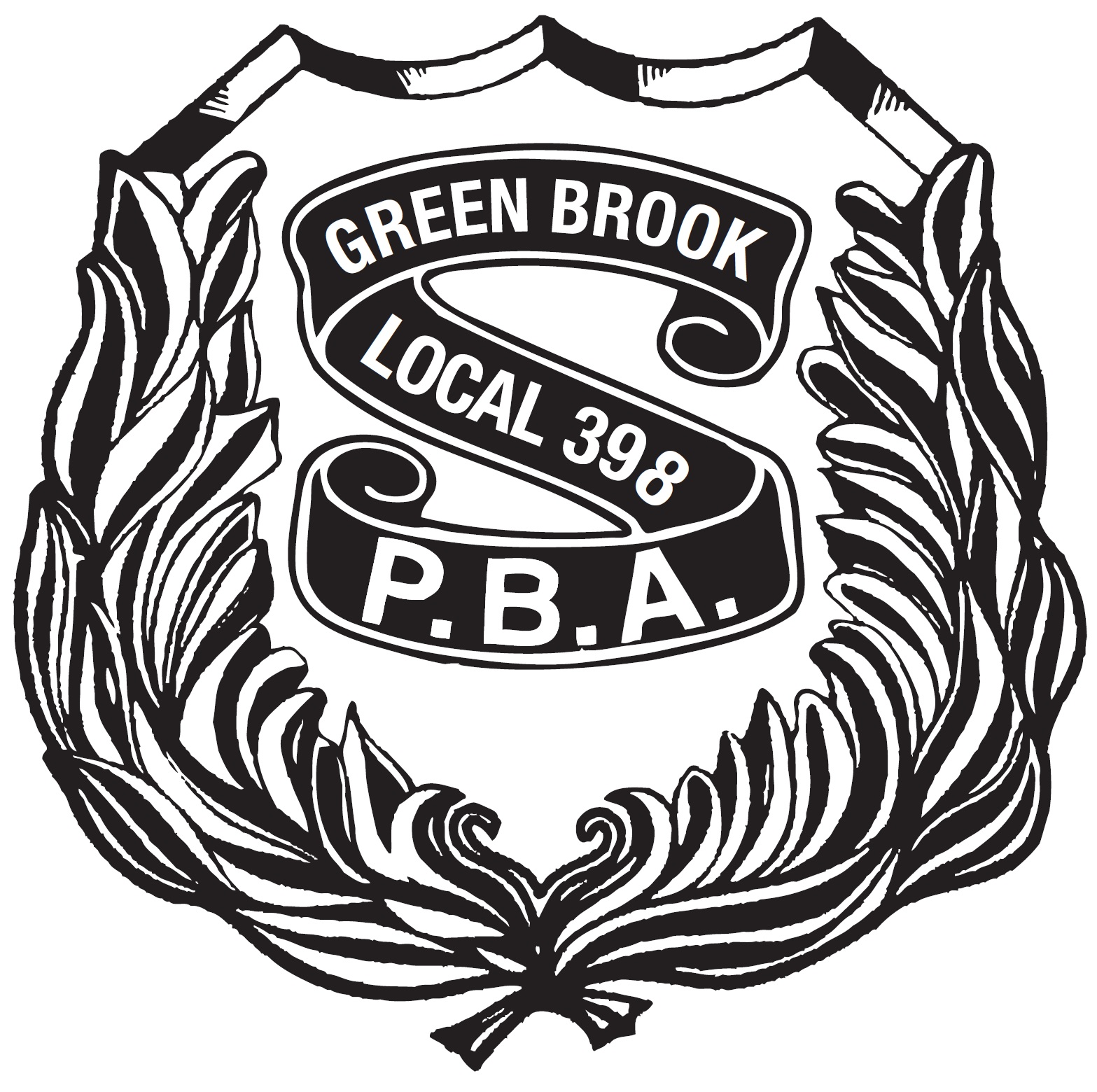 Green Brook PBA #398 No Shave November 2017