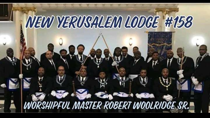 New Yerusalem Lodge #158 No Shave November 2020