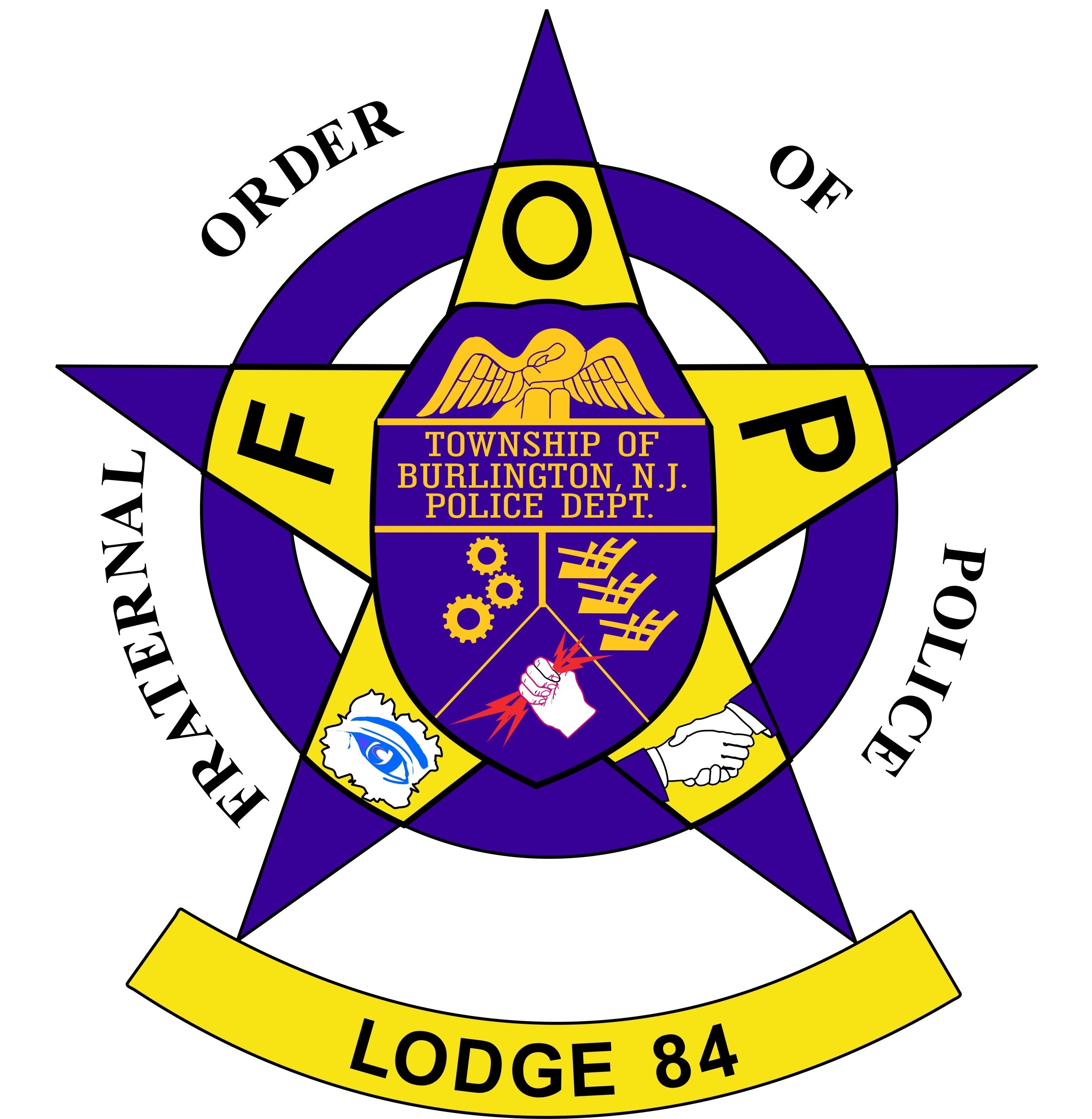 Burlington Township F.O.P. Lodge #84