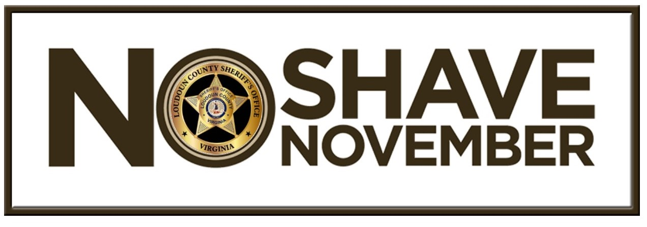 Loudoun County Sheriff's Office No Shave November 2017